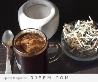 Photo of لماذا تشعر بحاجة لكوب قهوة بعد السيجارة؟