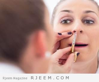 Photo of أزيلي شعر الوجه بثمانية طرق في المنزل