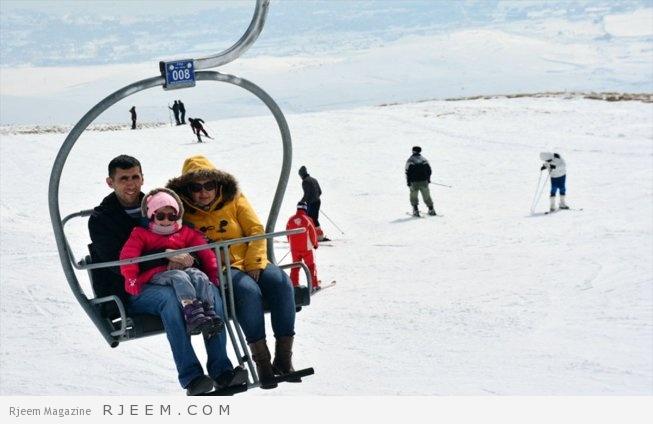 Photo of مركز بتليس للتزلج على الجليد في تركيا