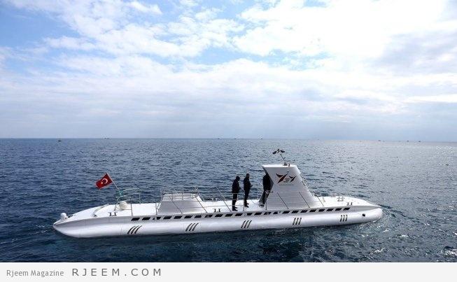 Photo of السياحة في أعماق بحار تركيا عبر الغواصة البحرية قريبا