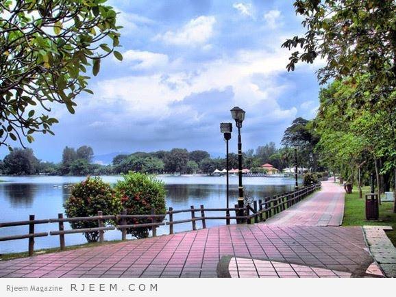Photo of حدائق بحيرة تيتي وانجسا في كوالالمبور
