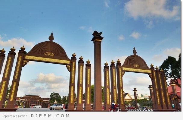 Photo of مدينة كوتا بهارو الإسلامية في ماليزيا