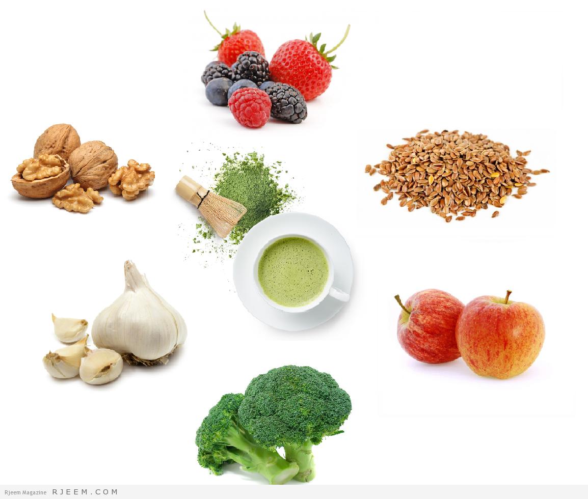 Photo of أطعمة تقيك خطر الإصابة بسرطان الثدي