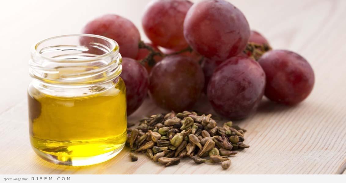 Photo of قناع الزيت و العنب للعناية بالبشرة