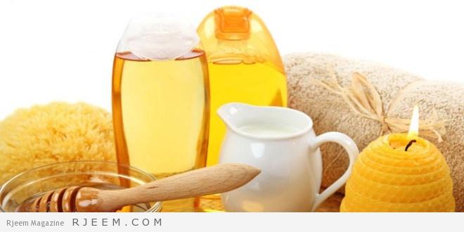 Photo of قناع العسل والليمون للعناية بالبشرة