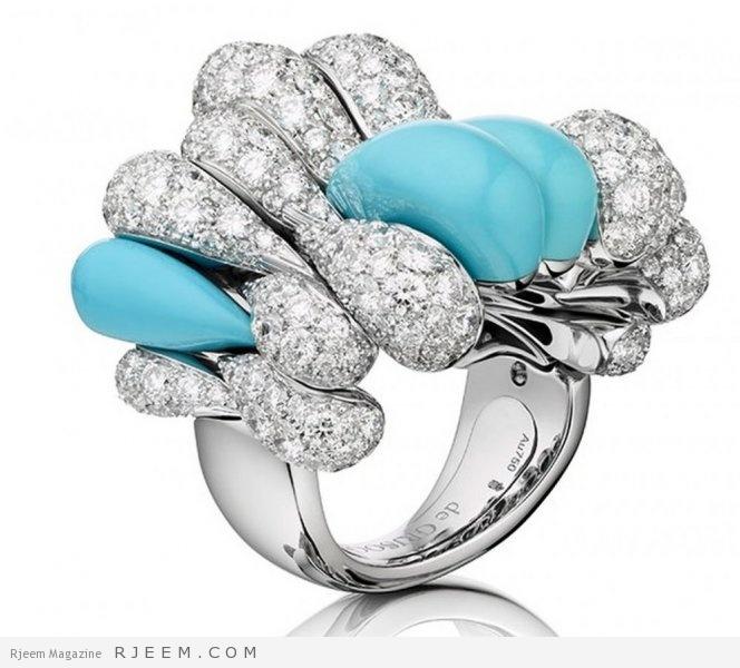 Photo of مجوهرات الفيروز الأزرق لإطلالة فخمة بلون السماء