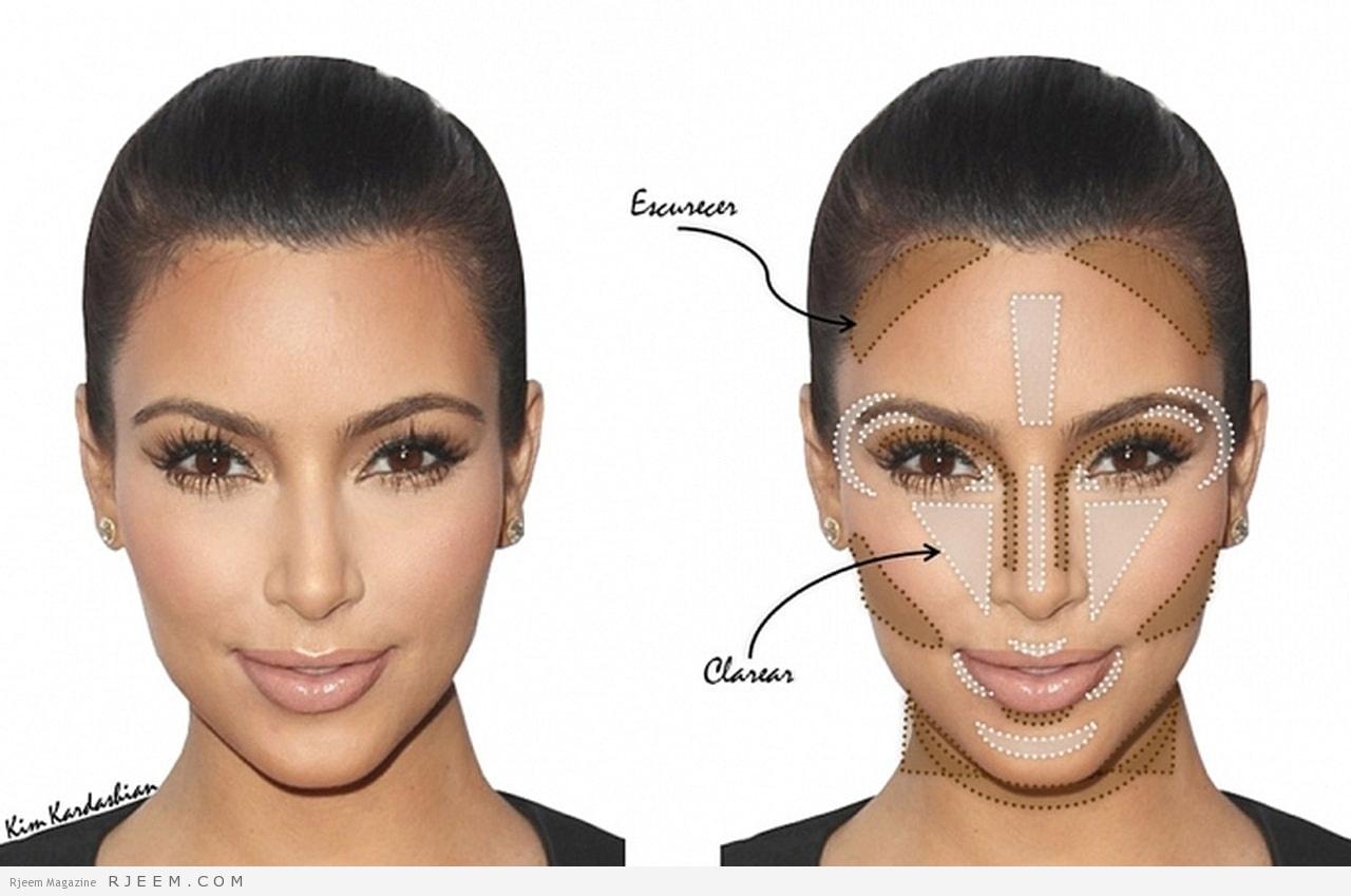 Photo of بالخطوات: كونتورنينغ يناسب كل أشكال الوجه