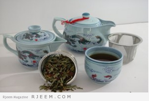 Photo of الشاي الأزرق لإنقاص الوزن بشكل طبيعي