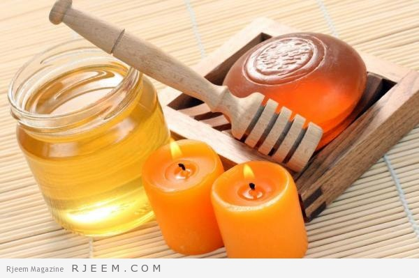 Photo of مقشر العسل والليمون والسكر لإشراقة مفعمة بالحيوية
