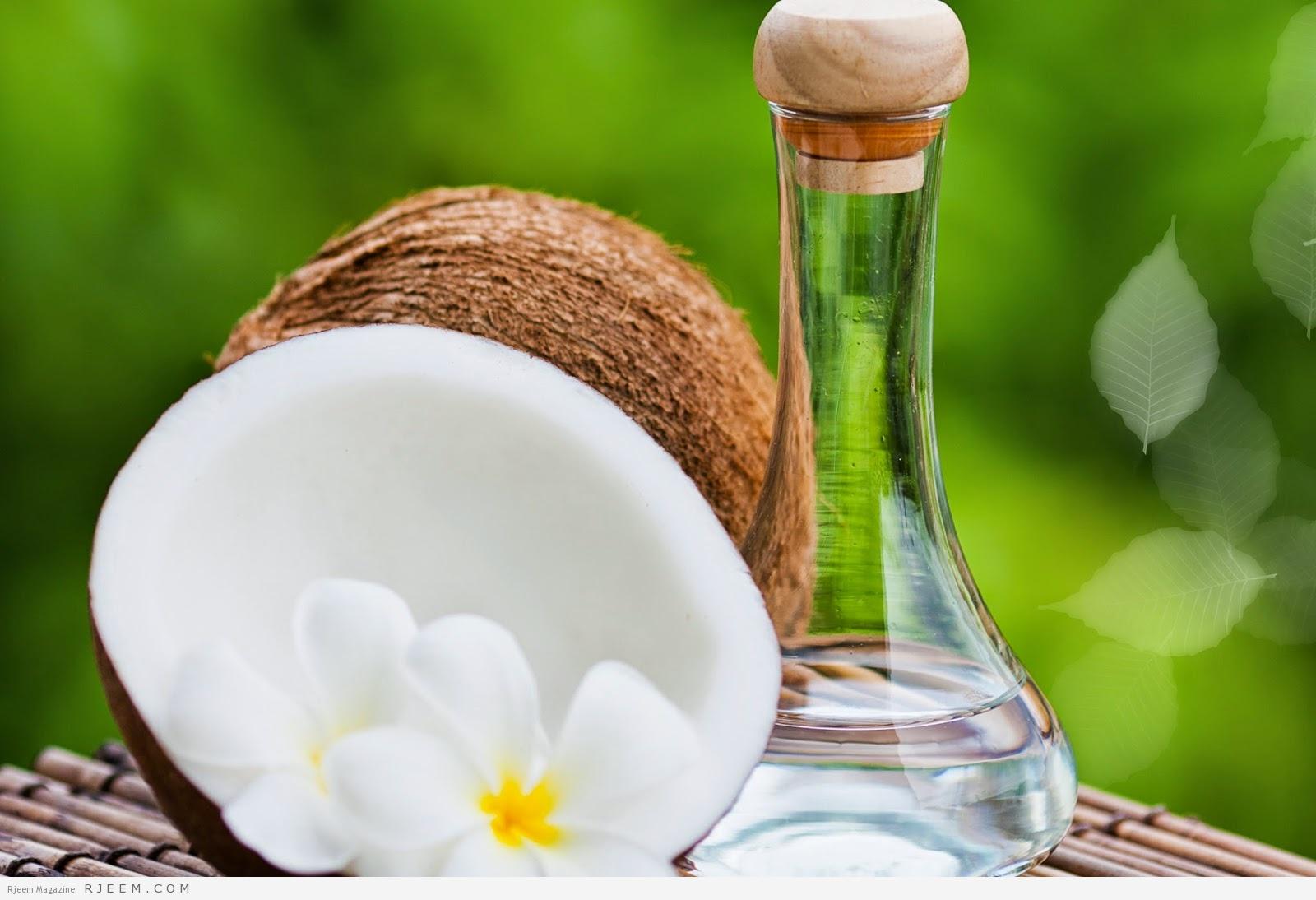 Photo of قناع زيت شجرة الشاي وزيت جوز الهند لزيادة كثافة الشعر