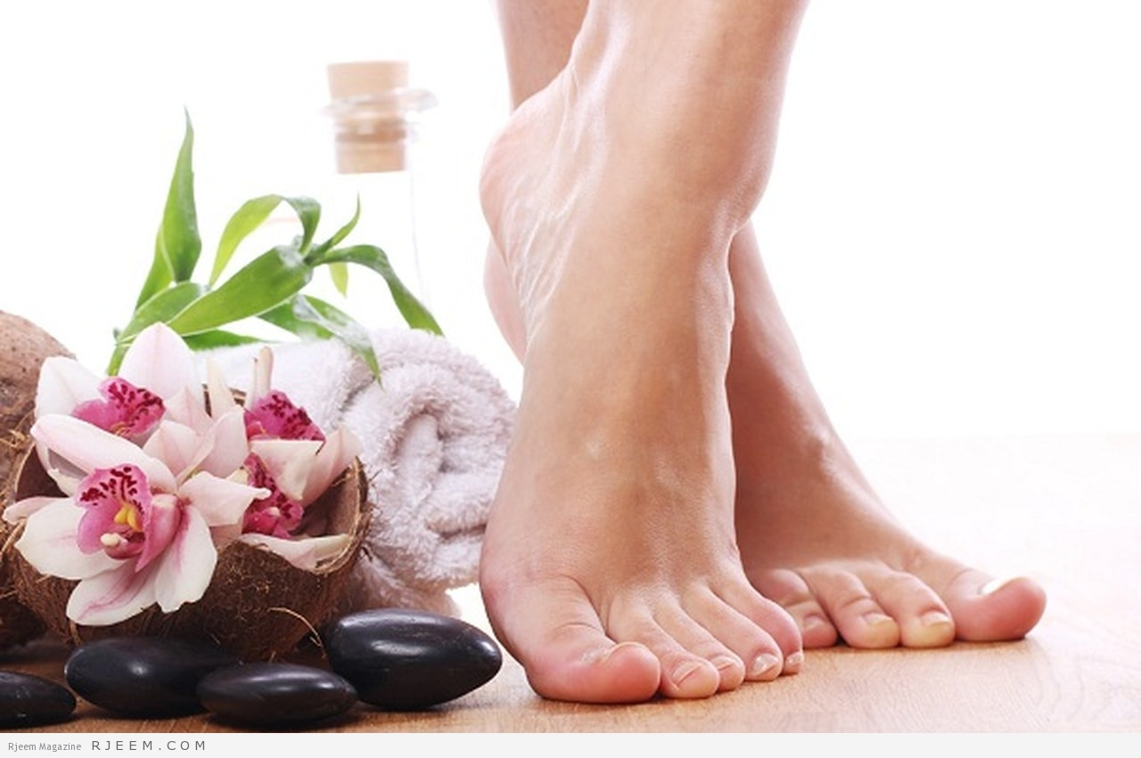 Photo of اتبعي هذه الخطوات للحفاظ على صحة وجمال قدميك