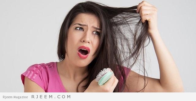 Photo of قاومي تساقط الشعر من خلال هذه الوصفة