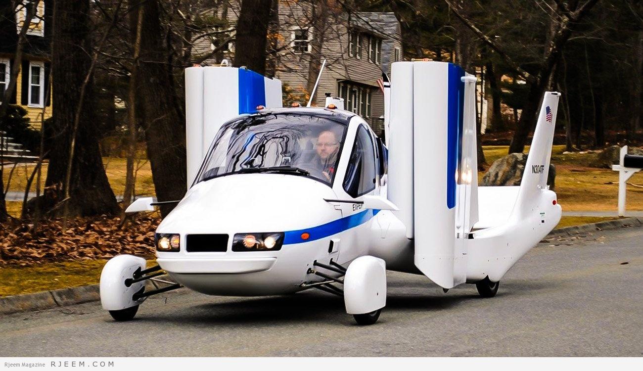 Photo of طرح أول سيارة طائرة بالأسواق في هذا الموعد