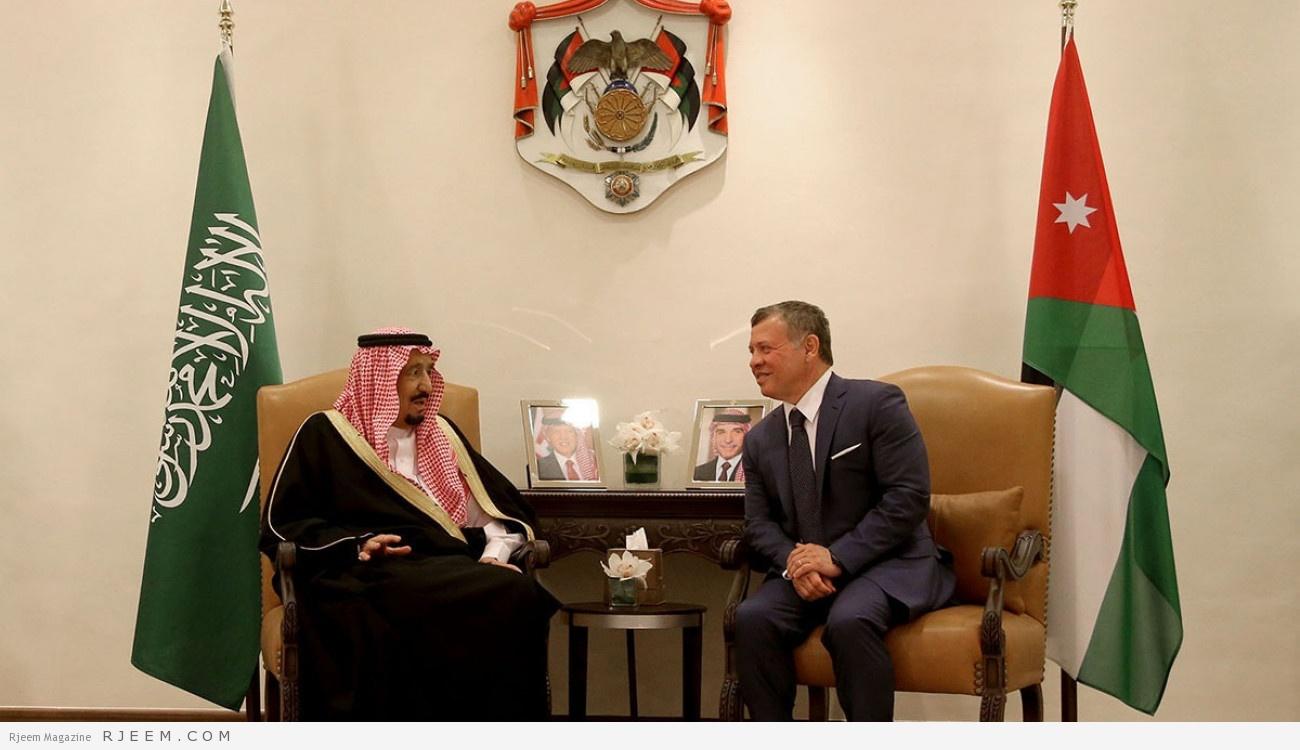 Photo of بالفيديو والصور.. استقبال رسمي وشعبي لخادم الحرمين الشريفين في الأردن