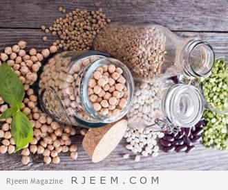 Photo of البروتين النباتي قد يحميك من الإصابة بالسكري