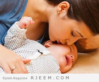 Photo of نمو الأطفال الرضّع في عمر الثلاثة أشهر