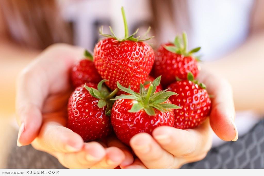 Photo of فوائد صحية مذهلة للفراولة
