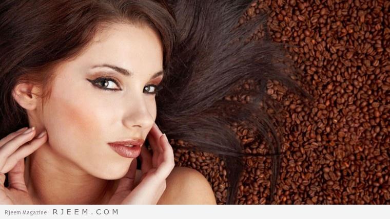 Photo of خلطة القهوة لشعر صحي ولامع