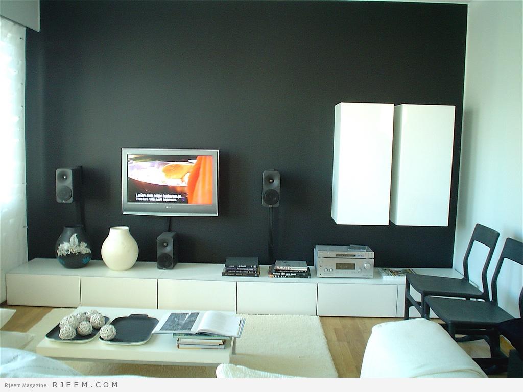 Photo of كيف تجعلين جهاز التلفاز متناسقا مع غرفة الجلوس