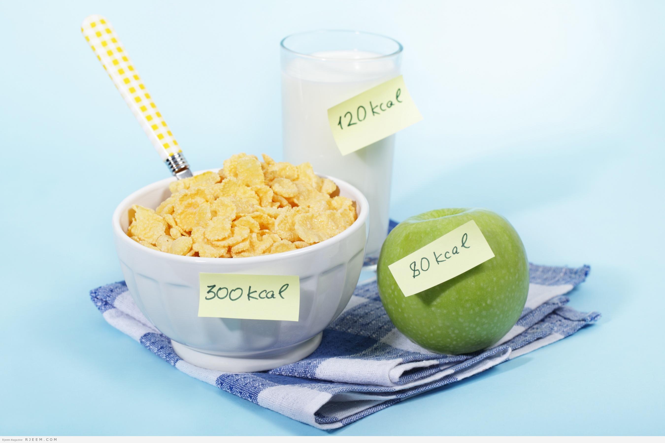 Photo of كيف تعرفين عدد السعرات الحرارية في أهم المكونات الغذائية؟