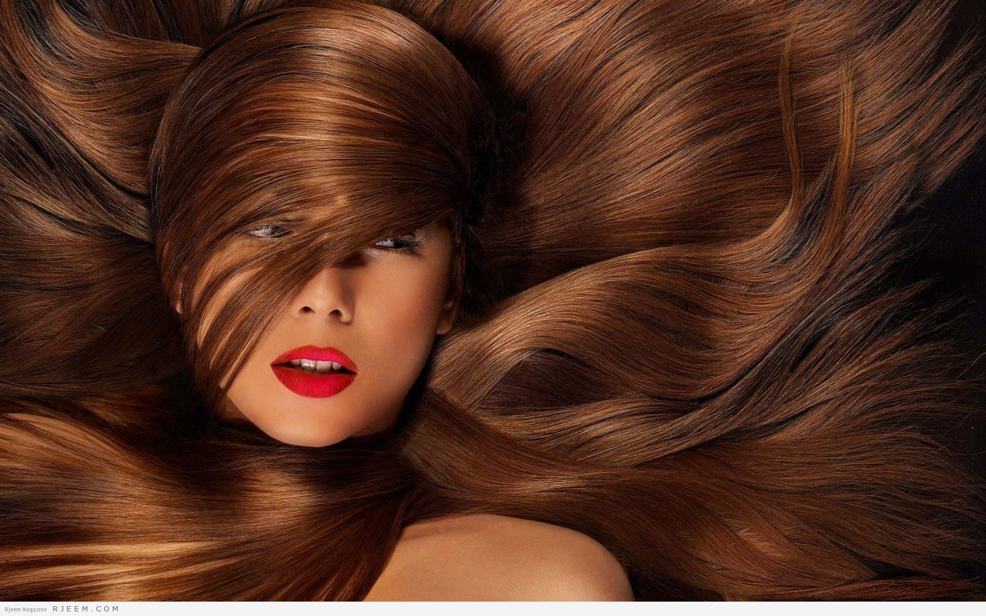Photo of اصبغي شعرك بالبني الأشقر بمكونات طبيعية سهلة