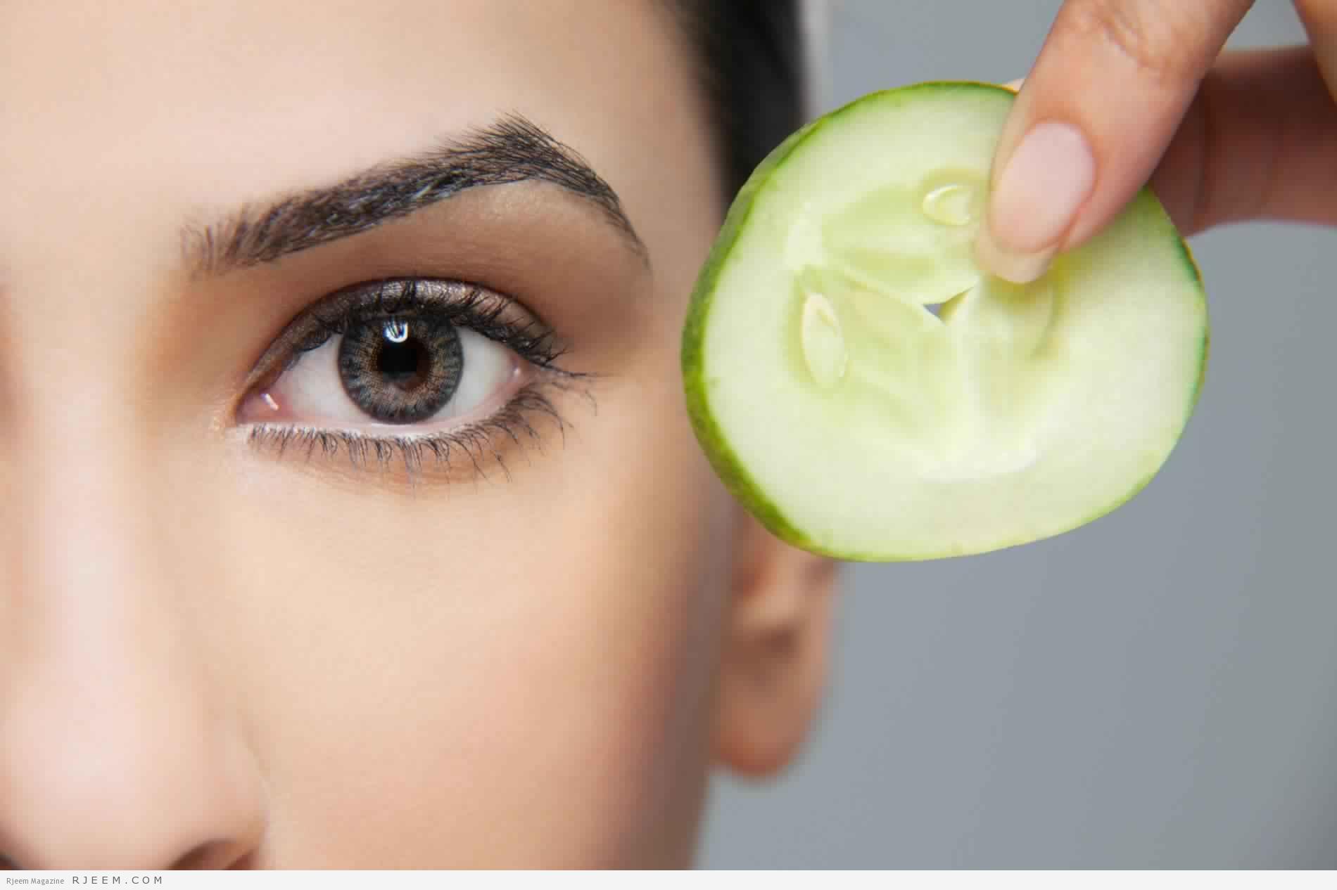 Photo of طرق طبيعية لعلاج انتفاخ العينين