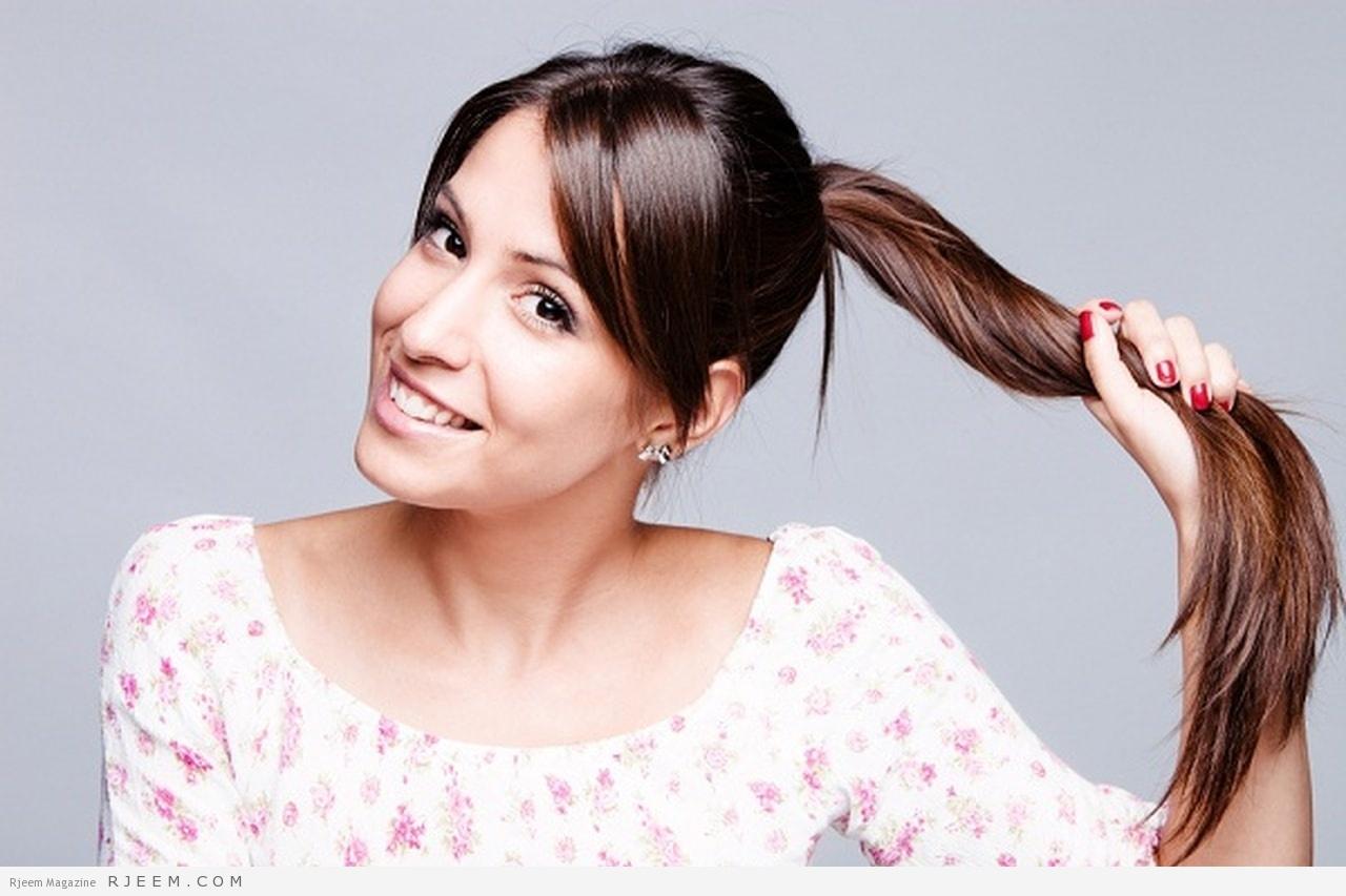 Photo of عادات يومية تساعدك على نمو شعرك بشكل أفضل