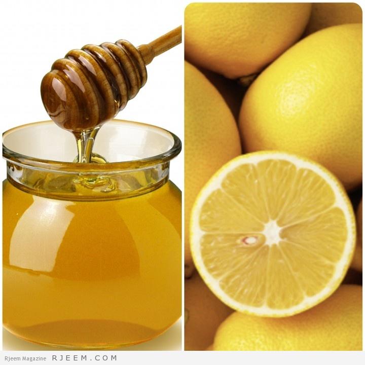 Photo of استخدمي وصفة الليمون والعسل للحد من زيوت البشرة الدهنية