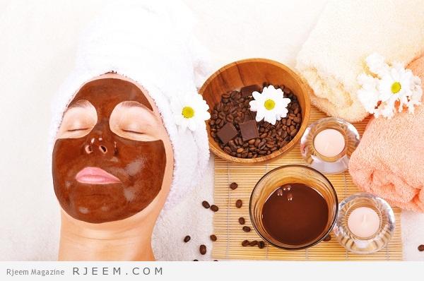 Photo of تخلصي من بقع البشرة الغامقة عبر قناع القهوة