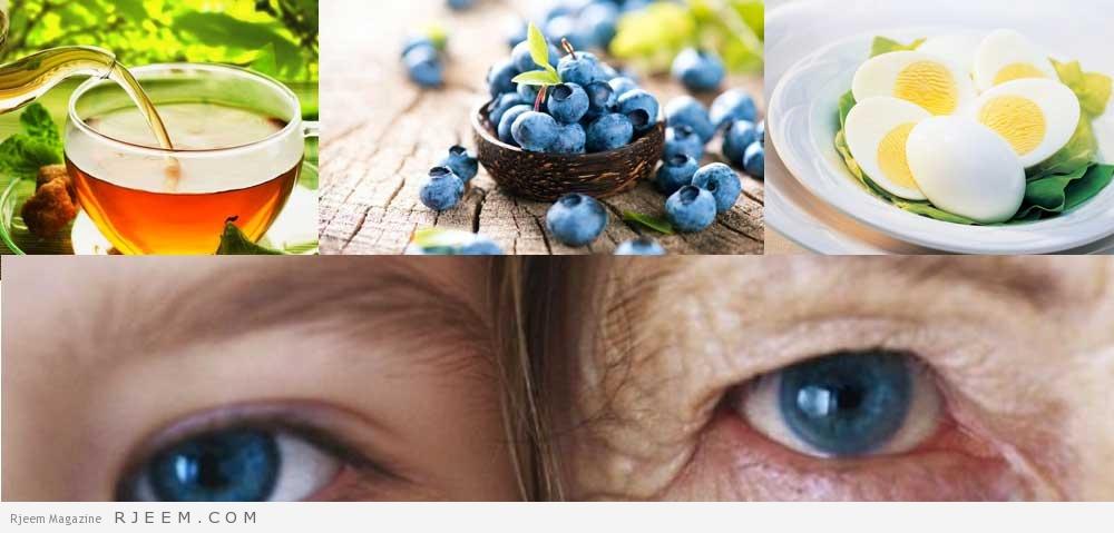 Photo of أفضل المواد الغذائية لمكافحة الشيخوخة