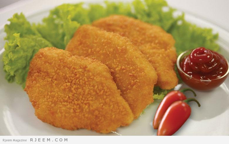 Photo of طريقة بسيطة لتجهيز اسكالوب الدجاج اللذيذ