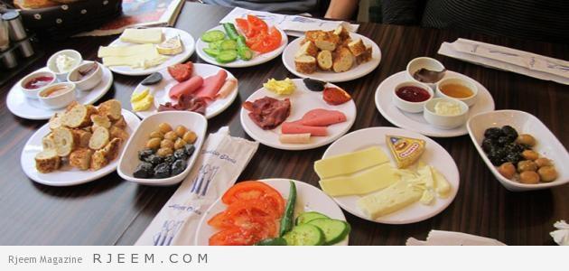 Photo of أولي وجبة الإفطار مزيدا من الأهمية