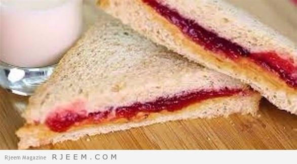 Photo of خطورة الجمع بين المربى والخبز الأبيض