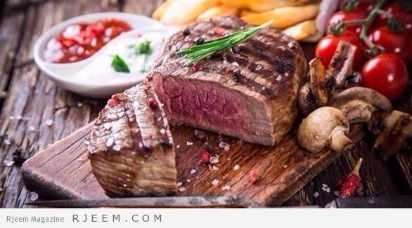 Photo of اللحوم الحمراء سبب للوفاة بالسرطان والسكري