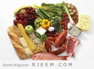 نظام غذائي صحي خلال الدورة الشهرية