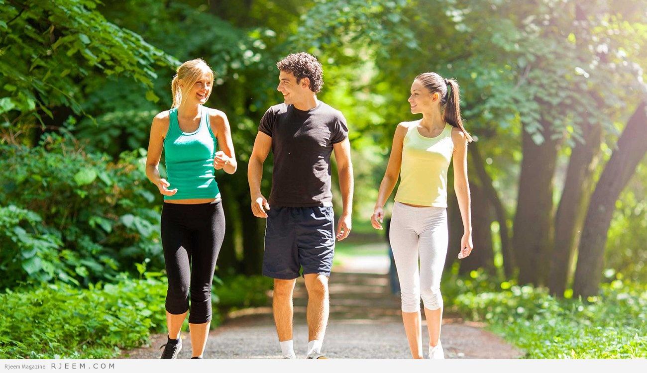 Photo of دراسة: المشي يحسن صحة المخ