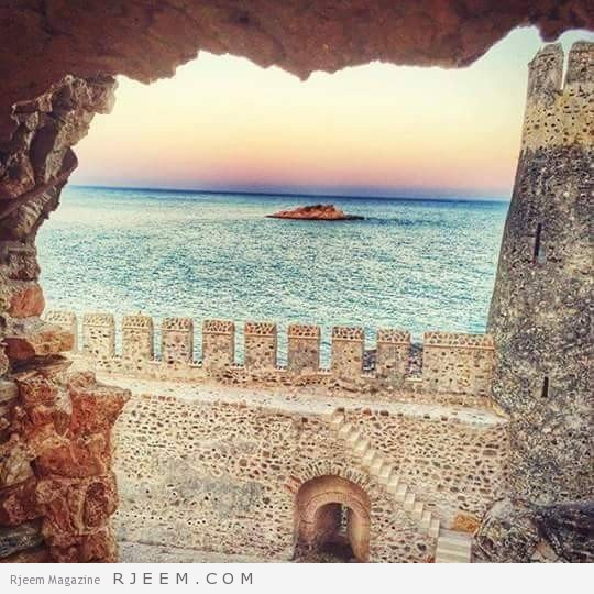 Photo of قلعة معمورة أكبر القلاع داخل تركيا