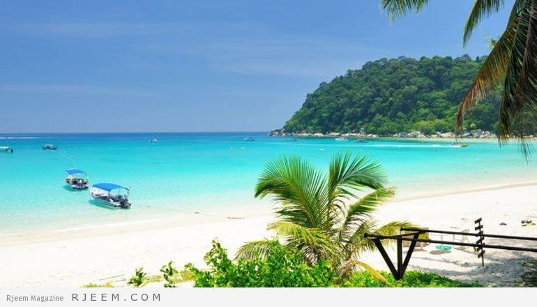 Photo of جزيرة بيرهينتاين في ماليزيا