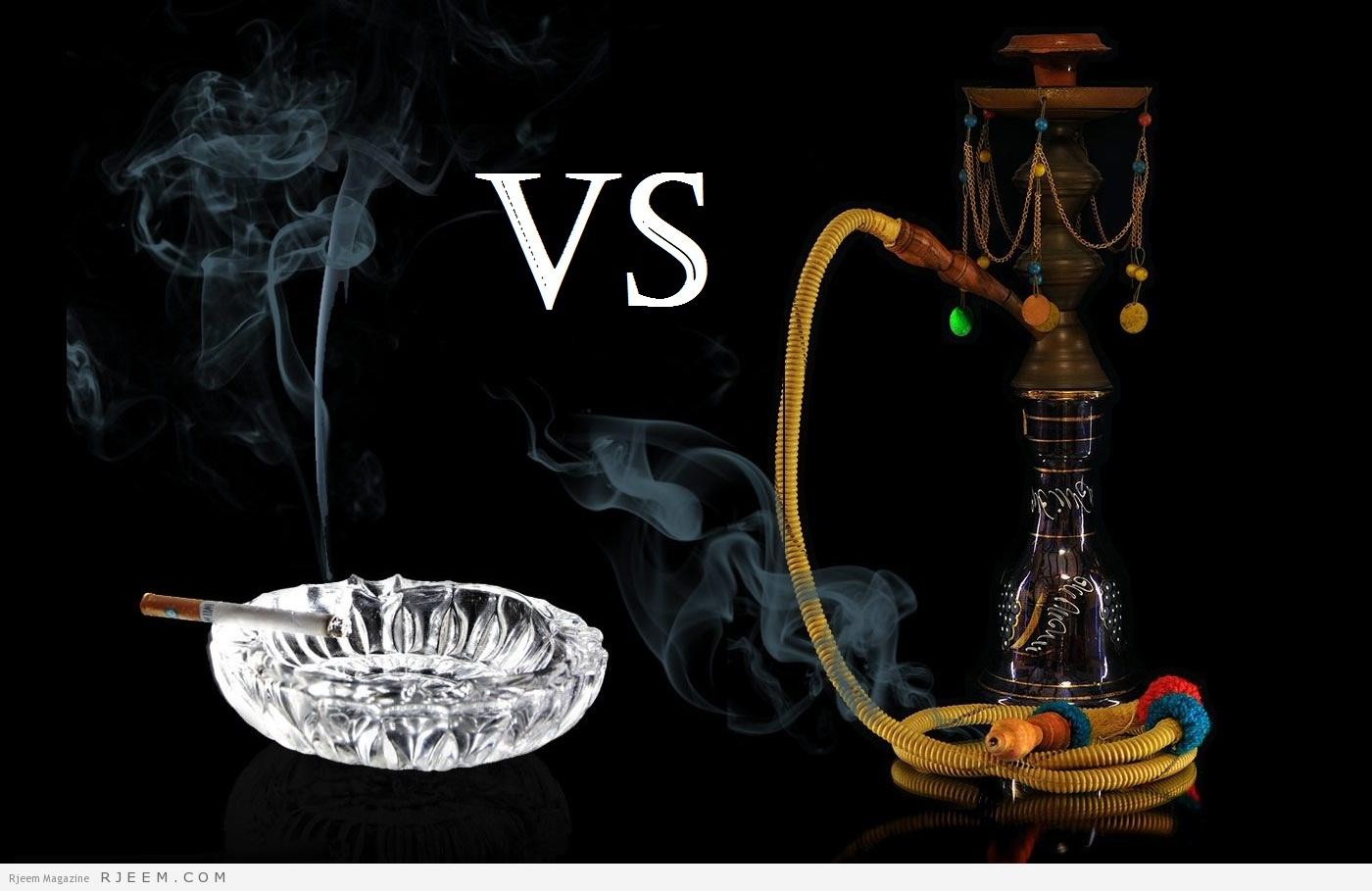 Photo of إجابة السؤال الذي حير كثيرون.. الشيشة أكثر ضرراً أم السجائر؟