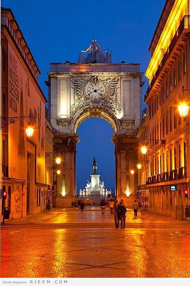 لشبونة في البرتغال