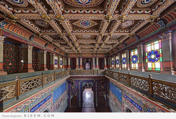 قصر Castello di Sammezzano