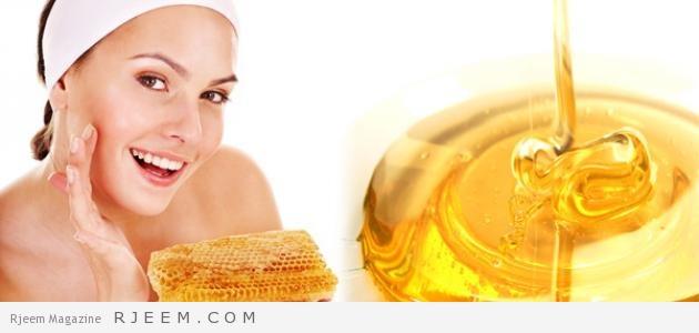Photo of وصفات العسل للعناية بالبشرة