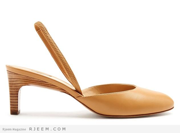 Photo of جربي حذاء الـ Slingback لإطلالة ربيعية ملفتة