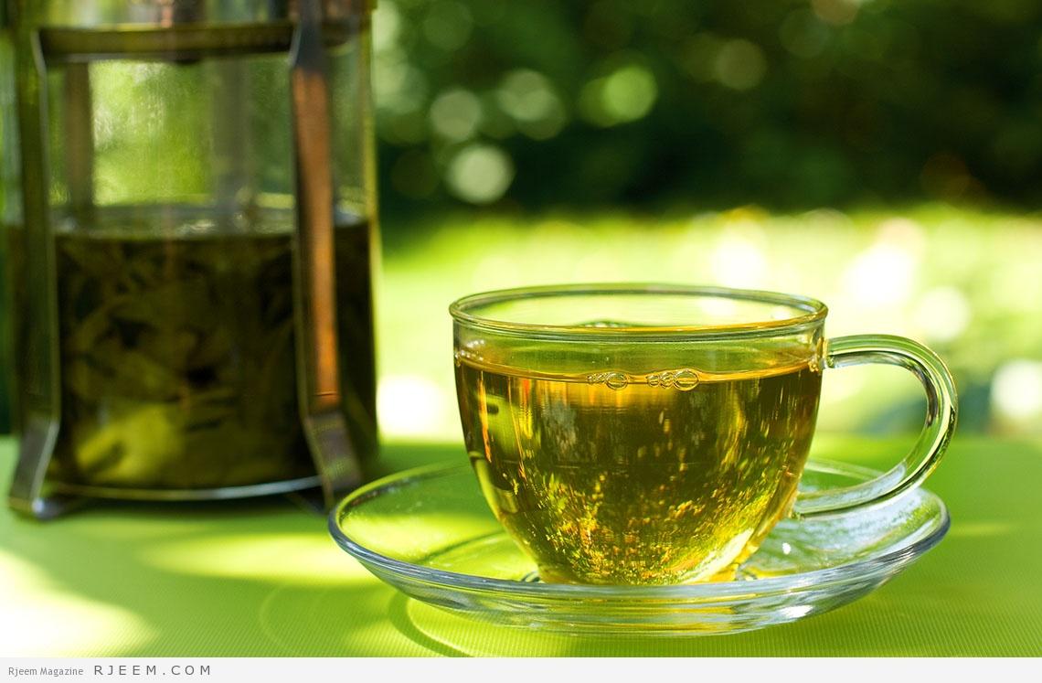 Photo of هل تضيفين الزنجبيل للشاي الأخضر؟