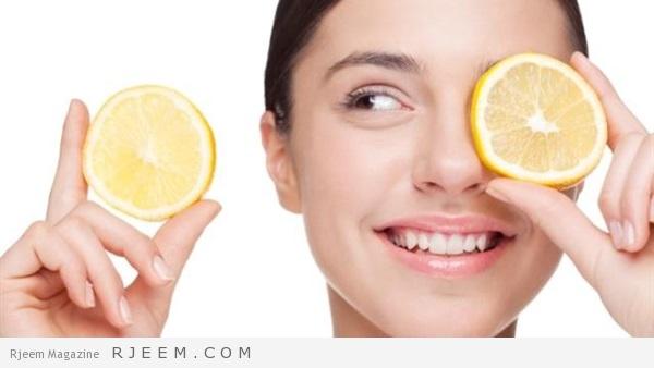 Photo of وصفات فعالة من الليمون للعناية بالبشرة