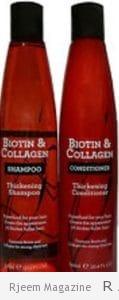 2. Biotin & Collagen Thickening Hair Shampoo