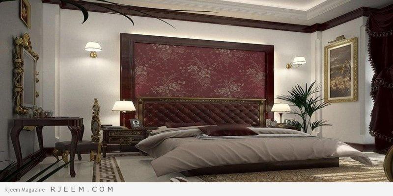 غرف نوم كلاسيك نبيتي