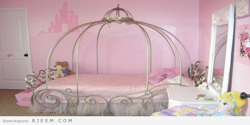 ديكورات غرف نوم بناتيه