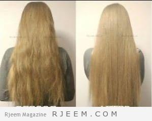 تجارب الكولاجين لتنعيم الشعر