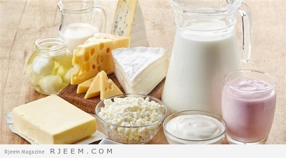 Photo of متى تكون منتجات الحليب جيدة أو ضارة؟